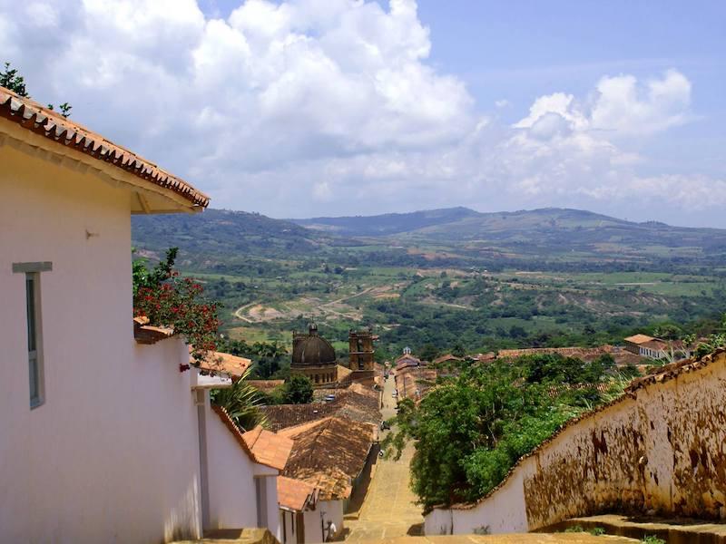 Kolumbien Reiseanfrage