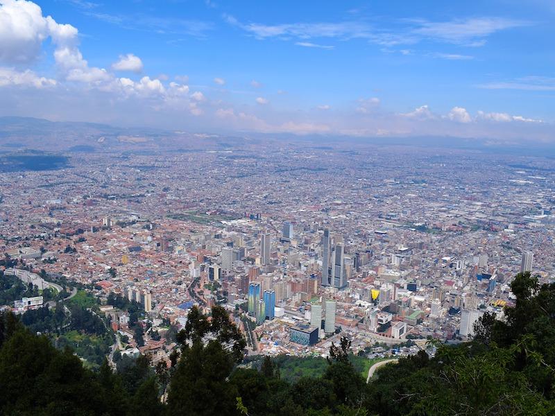 Kolumbien Mietwagenreise Bogota