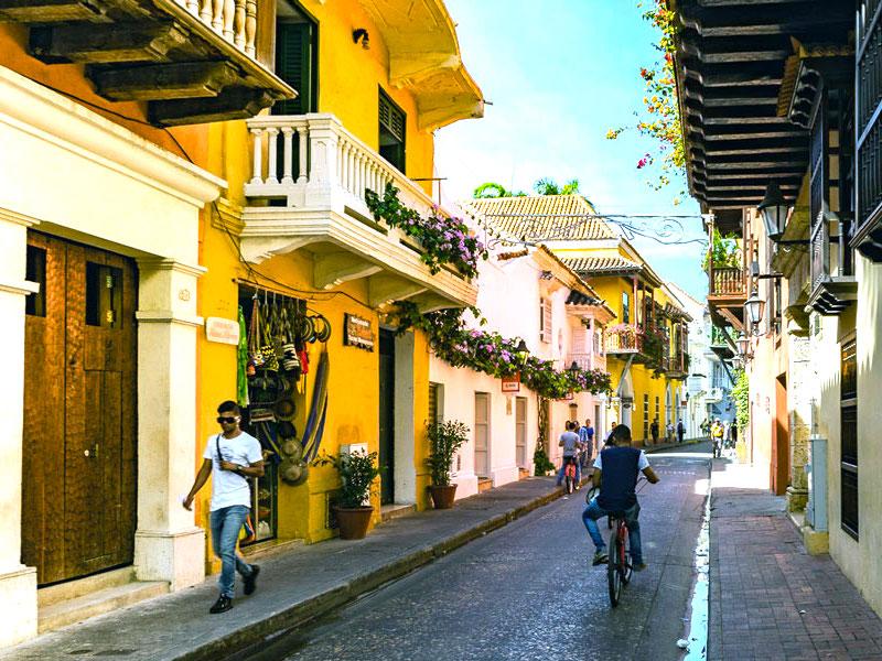 Kolumbien Mietwagenreise Cartagena