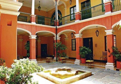 Kolumbien Hotels Bogota De la Opera