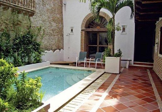 Kolumbien Hotels Don Pedro de Heredia