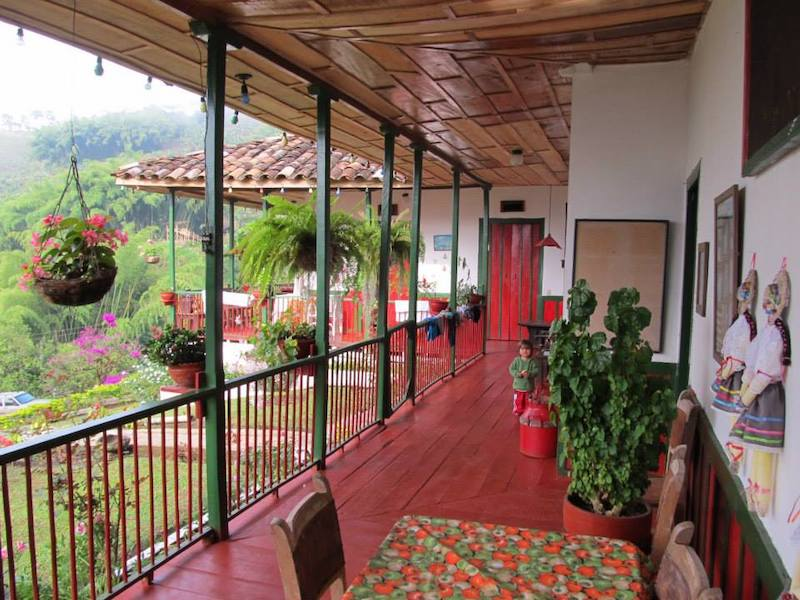 Kolumbien Hotels Finca Villa Maria