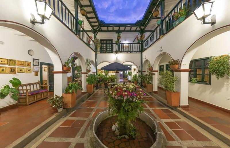 Kolumbien Hotels Hospedería La Roca