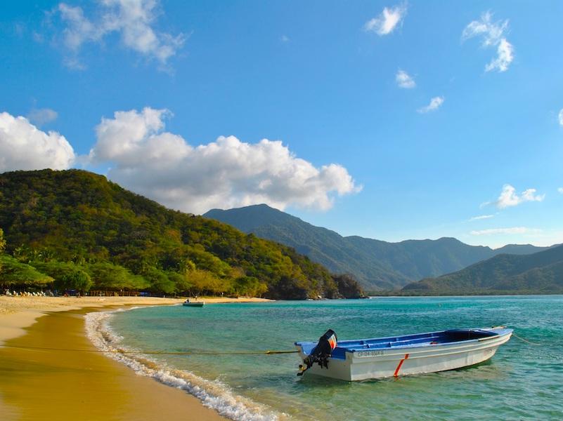Kolumbien Karibik Küste