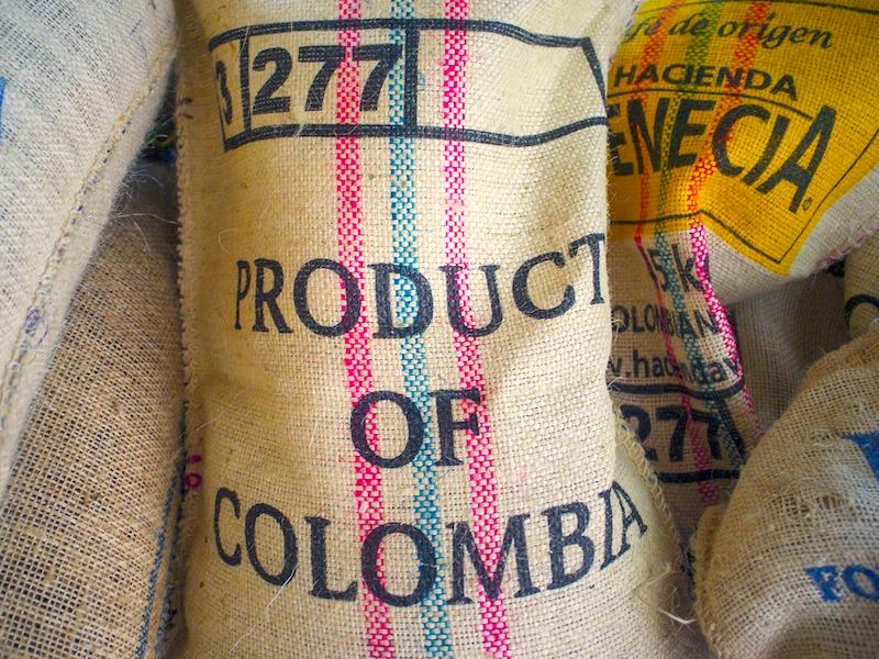 Geschichte Kolumbien