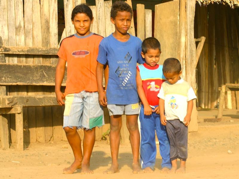 Infos Kolumbien Kinder