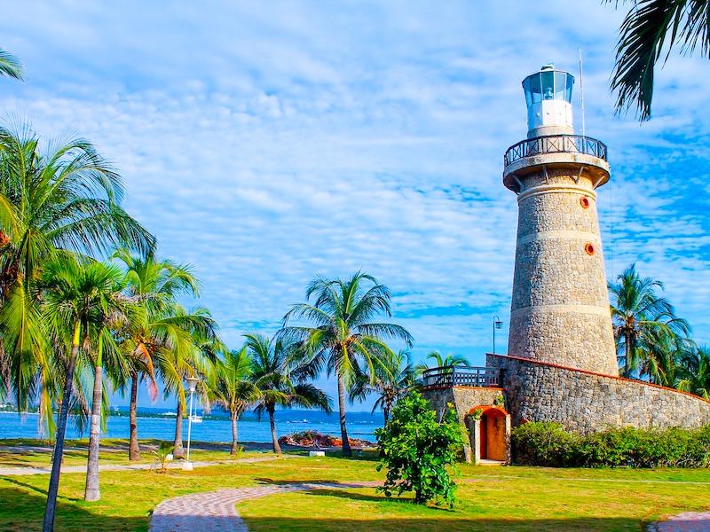 Kolumbien Karibik
