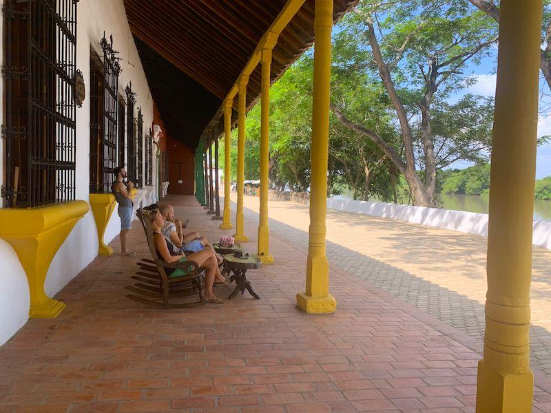 Kolumbien Pazifik und Karibik - Mompox