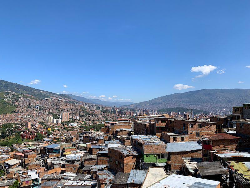 Kolumbien Anden Region