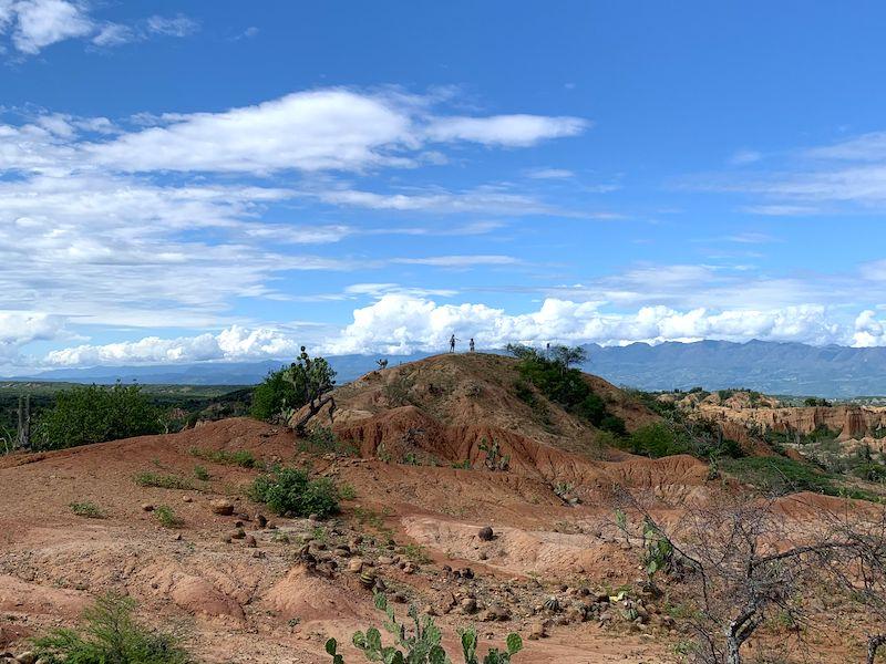 Individuelle Kolumbien Rundreisen - Tatacoa Wüste