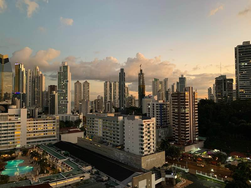 Kolumbien und Panama