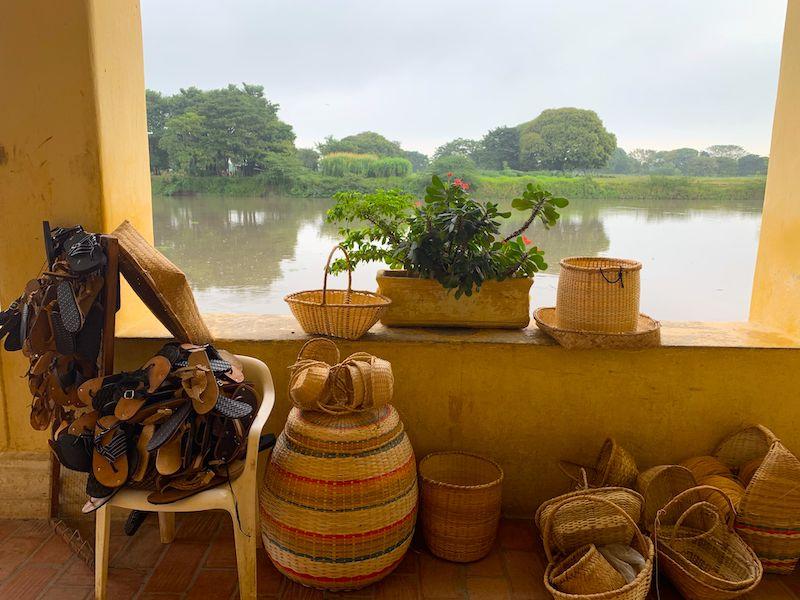 Kolumbien Pazifik und Karibik - Mompox direkt am Rio Magdalena