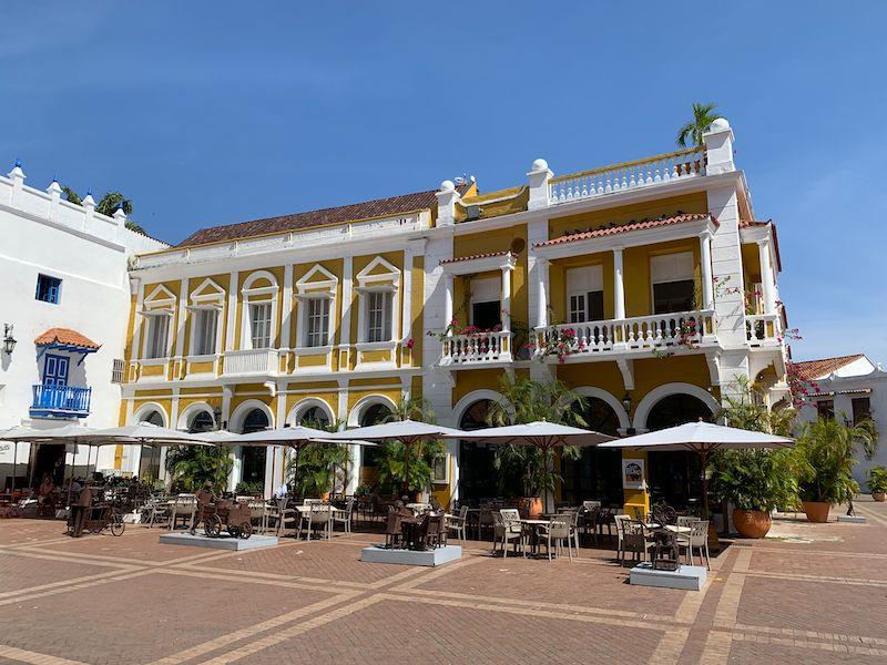 Kolumbien Privatrundreise - Cartagena