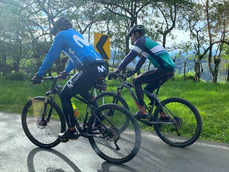 Kolumbien Fahrrad Rundreise