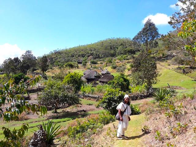 Kolumbien Nabusimake - das Dorf der Arhuaco Indianer