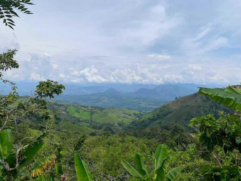 Verlorene Stadt Kolumbien - Trekkingtour